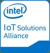 Intel-iot Badge