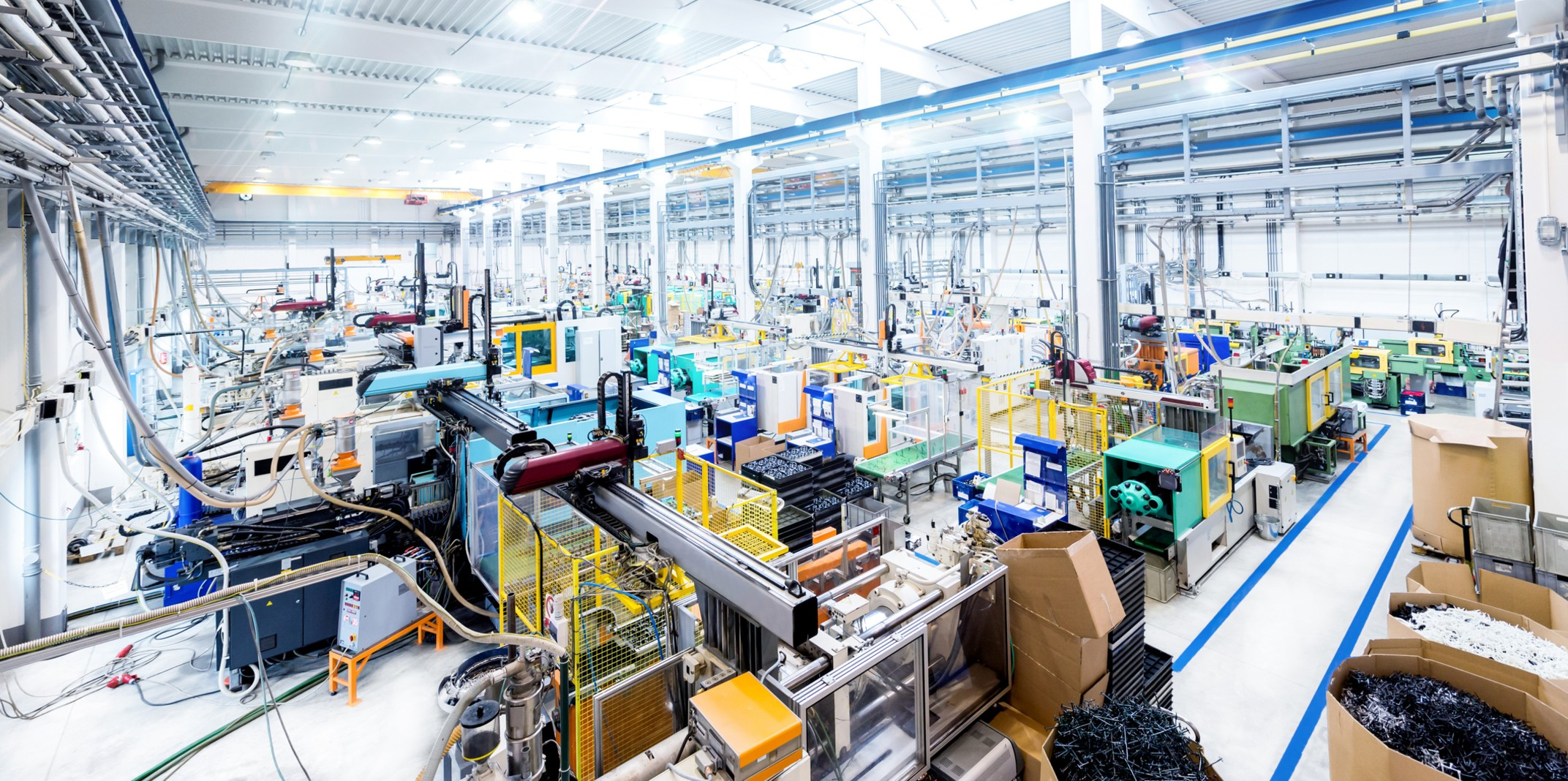 How Contract Manufacturers Help OEMs Resolve Capacity Issues