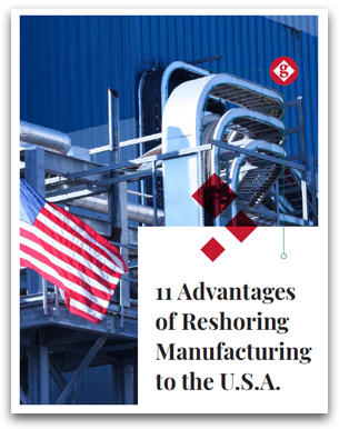 Advantages of Reshoring