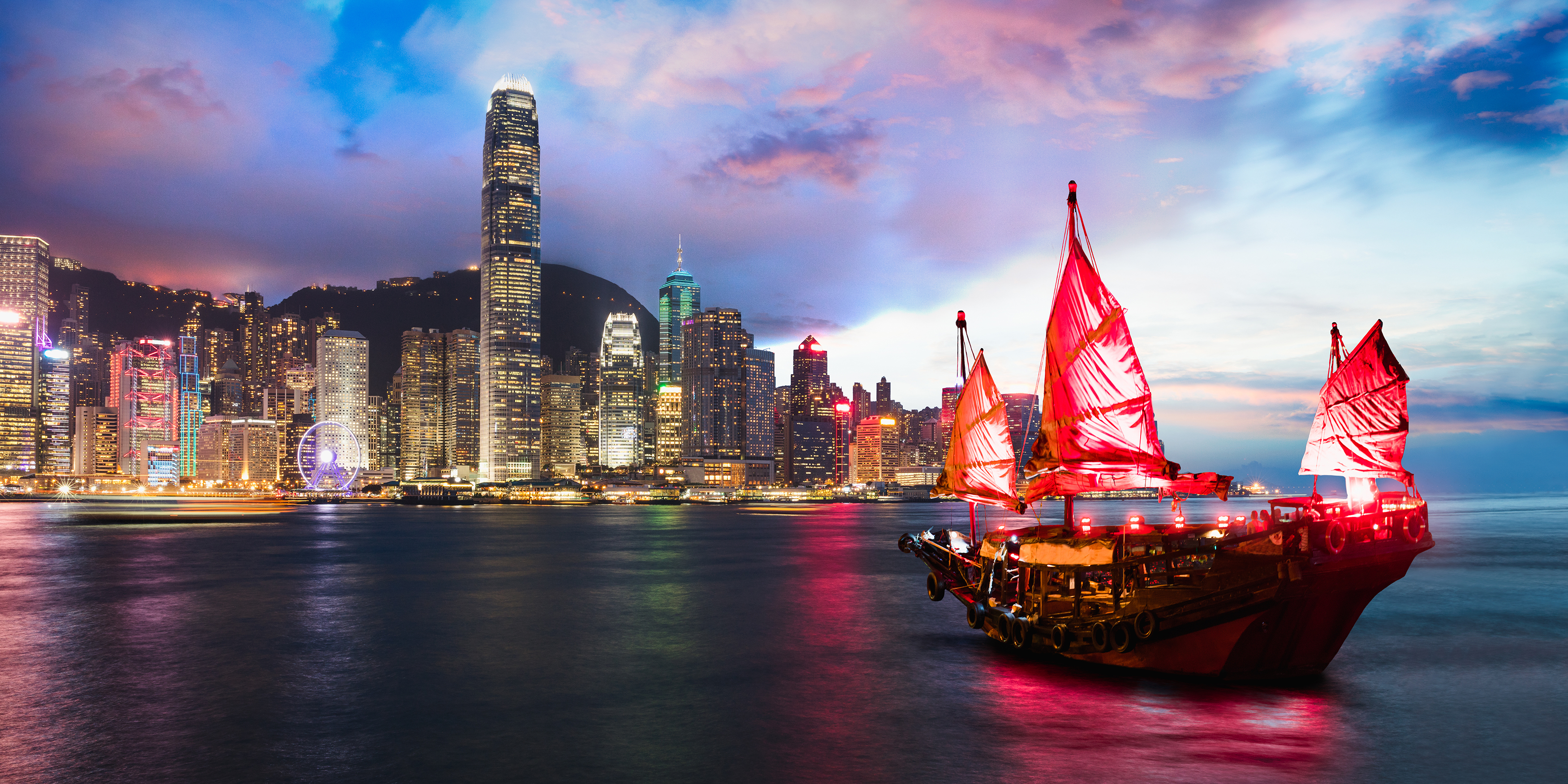 One Country, Two Systems – Hong Kong