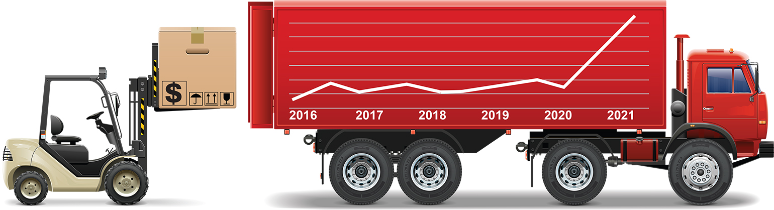 Shipping Rates Increasing for 2021